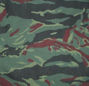 Камуфляж Tiger stripe