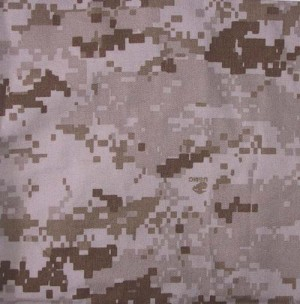 Камуфляж MARPAT (Desert)