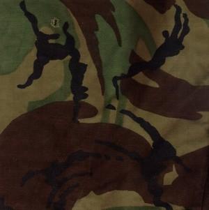 Камуфляж DPM - Pattern 68