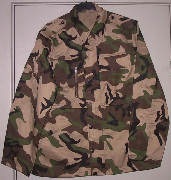 Камуфляж PLA winter camouflage