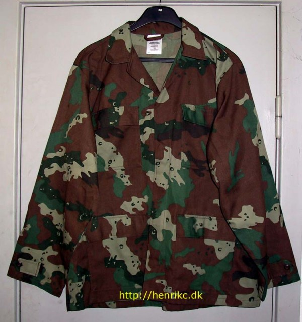 Камуфляж Soldier 2000 Nutria uniform