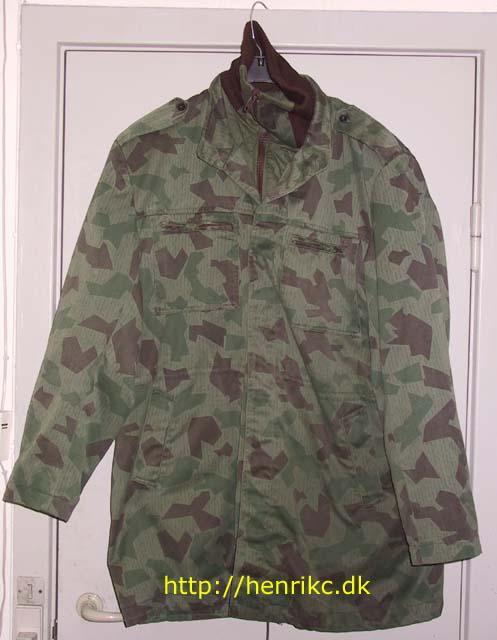 Камуфляж Bulgarian winter uniform