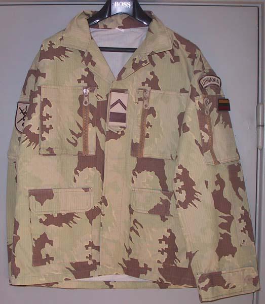 Камуфляж Desert uniform