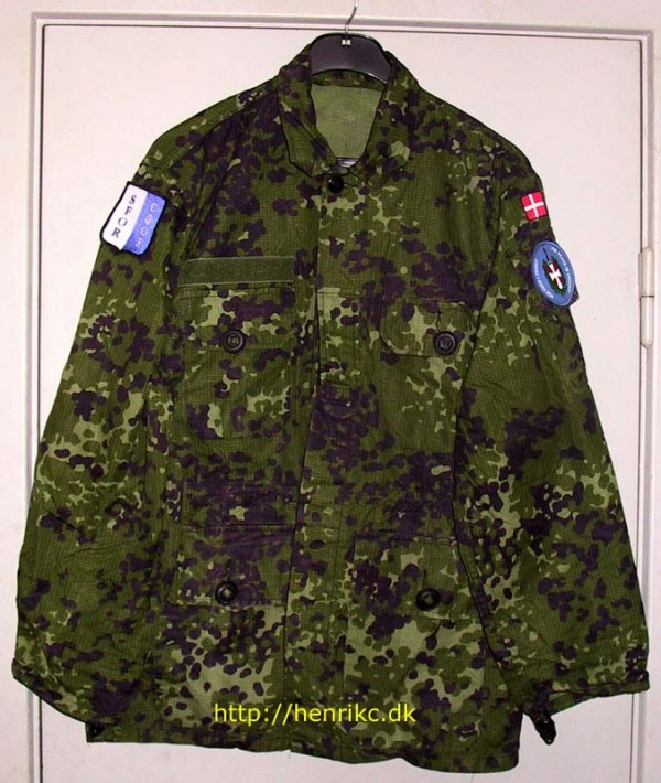 Камуфляж Balkan Jacket