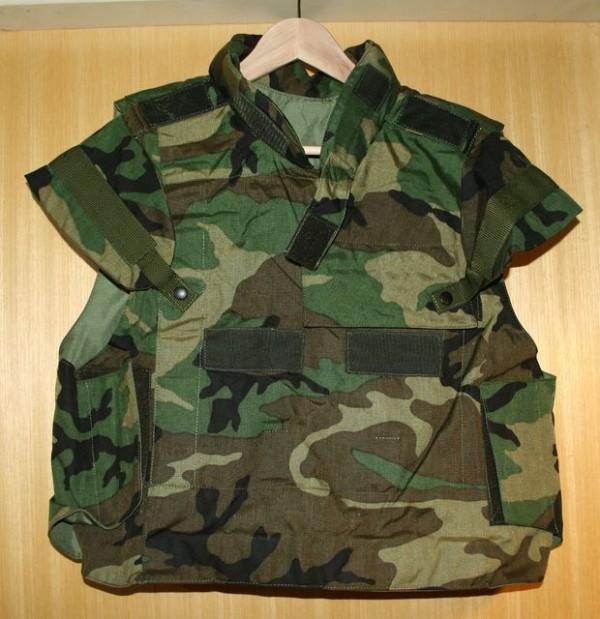 Камуфляж PBB M-99 flak jacket