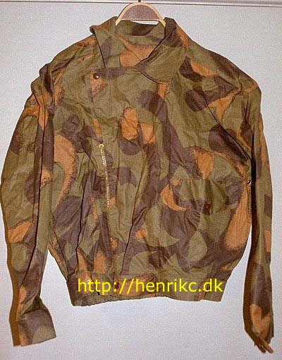 Камуфляж Civilian rainjacket in M49/82