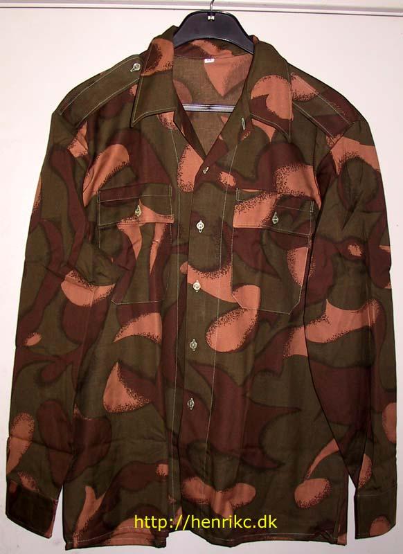 Камуфляж M49/82 shirt