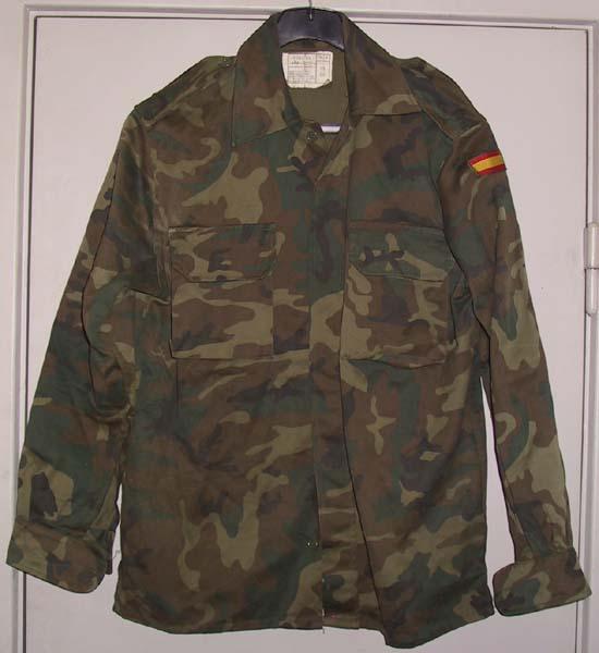 Камуфляж COEs uniform
