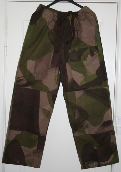 Камуфляж Windproof trousers WW2